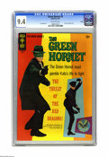 Silver Age (1956-1969):Adventure, The Green Hornet #2 Boston pedigree (Gold Key, 1967) CGC NM 9.4 Off-white pages. Photo cover featuring Bruce Lee and Van Wil...