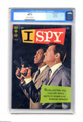 Silver Age (1956-1969):Mystery, I Spy #1 File Copy (Gold Key, 1966) CGC NM 9.4 Off-white to whitepages. This issue, with a photo cover featuring Robert Cul...