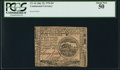 Colonial Notes:Continental Congress Issues, Continental Currency July 22, 1776 $4 PCGS About New 50.. ...