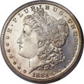 Morgan Dollars, 1881-S $1 MS68 Prooflike PCGS....