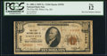 National Bank Notes:Kansas, White City, KS - $10 1929 Ty. 2 The First NB Ch. # 7970. ...