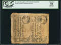 Colonial Notes:South Carolina, South Carolina April 10, 1778 3s/9d-10s Uncut Vertical Pair PCGSApparent About New 50.. ...