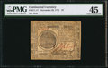 Colonial Notes:Continental Congress Issues, Continental Currency November 29, 1775 $7 PMG Choice Extremely Fine45.. ...