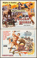 "Movie Posters:Adventure, The Slave & Others Lot (MGM, 1963). Half Sheets (5) (22"" X28""). Adventure.. ... (Total: 5 Items)"