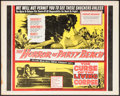 "Movie Posters:Science Fiction, The Horror of Party Beach (20th Century Fox, 1964). Half Sheet (22"" X 28""). Science Fiction.. ..."