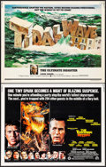 """Movie Posters:Action, The Towering Inferno & Other Lot (20th Century Fox, 1974). HalfSheets (2) (22"""" X 28""""). Action.. ... (Total: 2 Items)"""