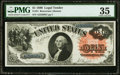 Large Size:Legal Tender Notes, Fr. 31 $1 1880 Legal Tender PMG Choice Very Fine 35.. ...
