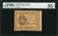 Colonial Notes:Continental Congress Issues, Continental Currency May 9, 1776 $7 PMG About Uncirculated 55 EPQ.....