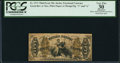 Fractional Currency:Third Issue, Fr. 1371 50¢ Third Issue Justice PCGS Apparent Very Fine 30.. ...