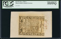Colonial Notes:Rhode Island, Rhode Island May 1786 6s PCGS Choice About New 55PPQ.. ...