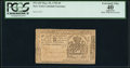 Colonial Notes:New York, New York March 25, 1755 £5 PCGS Apparent Extremely Fine 40.. ...