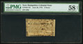Colonial Notes, New Hampshire June 28, 1776 5d PMG Choice About Unc 58 Net.. ...