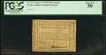 Colonial Notes:North Carolina, North Carolina August 8, 1778 $25 Sic Transit Gloria Mundi PCGS About New 50.. ...
