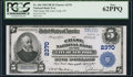 National Bank Notes:New York, New York, NY - $5 1902 Plain Back Fr. 606 The Chase NB Ch. # 2370. ...