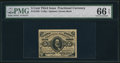 Fractional Currency:Third Issue, Fr. 1238 5¢ Third Issue PMG Gem Uncirculated 66 EPQ.. ...