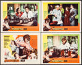 """The Neanderthal Man (United Artists, 1953). Title Lobby Card & Lobby Cards (3) (11"""" X 14""""). Horror. ... (T..."""