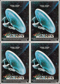 """Movie Posters:Science Fiction, Star Trek: The Motion Picture (Paramount, 1979). British DoubleCrowns (4) Identical (18.25"""" X 25.5""""). Science Fiction.. ...(Total: 4 Items)"""