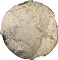 (1859) Half Dollar Die Trial, Judd-A1859-2, Pollock-3212, R.8, MS61 NGC. This is an unfinished uniface obverse die trial...