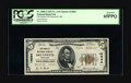 National Bank Notes:Maryland, Brunswick, MD - $5 1929 Ty. 2 The Peoples NB Ch. # 14044. A secondPCGS Gem New 65PPQ, consecutive to the note above...