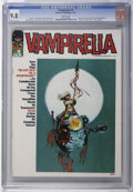 Magazines:Horror, Vampirella #3 (Warren, 1970) CGC NM/MT 9.8 White pages....