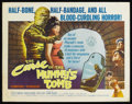 """Movie Posters:Horror, The Curse of the Mummy's Tomb (Columbia, 1964). Half Sheet (22"""" X 28""""). Horror. Starring Terence Morgan, Ronald Howard, Fred..."""