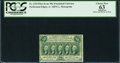 Fractional Currency:First Issue, Fr. 1310 50¢ First Issue PCGS Apparent Choice New 63.. ...