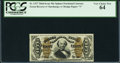 Fractional Currency:Third Issue, Fr. 1337 50¢ Third Issue Spinner PCGS Very Choice New 64.. ...