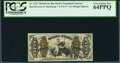 Fractional Currency:Third Issue, Fr. 1347 50¢ Third Issue Justice PCGS Very Choice New 64PPQ.. ...