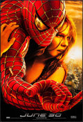 "Movie Posters:Action, Spider-Man 2 (Columbia, 2004). One Sheets (2) (27"" X 40"") SS &DS Advance Styles. Action.. ... (Total: 2 Items)"