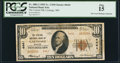 National Bank Notes:Missouri, Carthage, MO - $10 1929 Ty. 2 The Central NB Ch. # 4441. ...