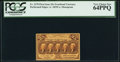 Fractional Currency:First Issue, Fr. 1279 25¢ First Issue PCGS Very Choice New 64PPQ.. ...