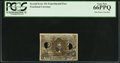 Fractional Currency:Second Issue, Fr. 1244 10¢ Second Issue Experimental PCGS Gem New 66PPQ.. ...