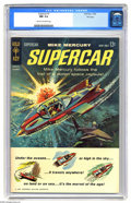Silver Age (1956-1969):Science Fiction, Supercar #1 File Copy (Gold Key, 1962) CGC NM 9.4 Cream to off-white pages. First issue of this television series spin-off, ...