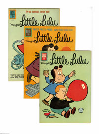 Dell/Gold Key Little Lulu and Others 7-Box Lot (Dell/Gold Key, 1961-82) Condition: Average VF. The seven short boxes off...
