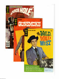 Bronze Age (1970-1979):Humor, Gold Key Miscellaneous Comics 2-Box Lot (Gold Key, 1965-79) Condition: Average VF. This wide selection of Gold Key titles --...