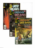 Bronze Age (1970-1979):Horror, Grimm's Ghost Stories and Others Box Lot (Gold Key, 1956-79)Condition: Average VF. A very Grimm lot, indeed, featuring mult...