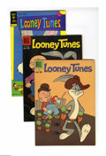 Bronze Age (1970-1979):Cartoon Character, Looney Tunes Box Lot (Gold Key/Whitman, 1971-81) Condition: AverageVF. Includes multiple copies of Looney Tunes (second...