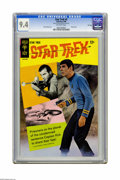 Silver Age (1956-1969):Science Fiction, Star Trek #2 File Copy (Gold Key, 1968) CGC NM 9.4 Off-white pages.Photo cover featuring Spock (Leonard Nimoy) and Kirk (Wi...
