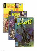 Silver Age (1956-1969):Horror, Twilight Zone and Ripley's Believe It or Not Box Lot (Gold Key, 1967-79) Condition: Average VF. Submitted for your approval:...