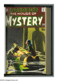 Silver Age (1956-1969):Science Fiction, House of Mystery #181-200 Bound Volume (DC, 1969-72). Twenty great issues of DC's best in horror are featured in this superb...