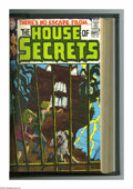 Bronze Age (1970-1979):Horror, House of Secrets 81-100 Bound Volume (DC, 1969-72). The great SwampThing makes his debut in issue #92 with art by Bernie Wr...