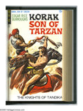 Silver Age (1956-1969):Adventure, Korak, Son of Tarzan #31-45 Plus Bound Volume (Gold Key and ACG, 1969-72). Trimmed and bound copies of Korak #31-45 and ...