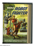 Silver Age (1956-1969):Science Fiction, Magnus Robot Fighter #2-20 Bound Volume (Gold Key, 1963-67). Trimmed and bound copies of issues #2-20. The spine of the book...