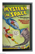 Silver Age (1956-1969):Science Fiction, Mystery in Space #61-80 Bound Volume (DC, 1960-62). The furtheradventures of Adam strange are presented here, including a c...