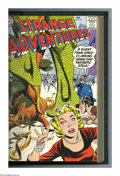 Silver Age (1956-1969):Science Fiction, Strange Adventures and Sword of Sorcery Bound Volume (DC, 1959-73). Included in this volume are Strange Adventures #101-...