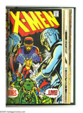 Silver Age (1956-1969):Superhero, X-Men #51-66 Bound Volume (Marvel, 1969-70). A very nice volume collecting the last several issues to feature new stories be...