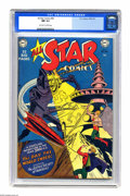 """Golden Age (1938-1955):Superhero, All Star Comics #56 (DC, 1950) CGC NM 9.4 Off-white to white pages. """"The Day The World Ended"""" is not only the title of this ..."""