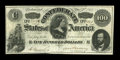 Confederate Notes:1862 Issues, T49 $100 1862 Cr. 348 PF-2.. ...