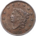 Large Cents, 1826 1C N-6, R.2, MS64 Brown PCGS....