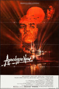 "Movie Posters:War, Apocalypse Now (United Artists, 1979). One Sheet (27"" X 41"") &Photos (10) (8"" X 10""). War.. ... (Total: 11 Items)"